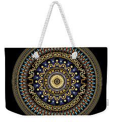 Circularium No 2643 Weekender Tote Bag