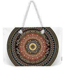 Circularium No 2645 Weekender Tote Bag