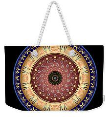Circularium No 2646 Weekender Tote Bag