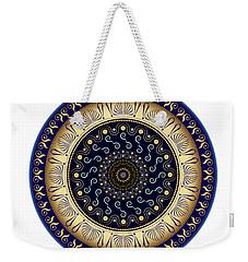 Circularium No 2648 Weekender Tote Bag