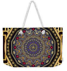 Circularium No 2651 Weekender Tote Bag