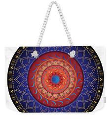 Circularium No 2654 Weekender Tote Bag