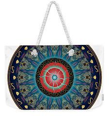 Circularium No 2661 Weekender Tote Bag