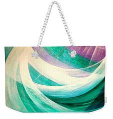 Circulation Weekender Tote Bag