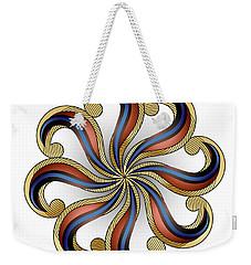 Circulosity No 2918 Weekender Tote Bag
