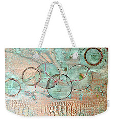 Threads Of Possibility Weekender Tote Bag