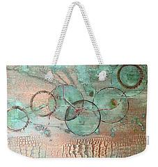 Circumnavigate Weekender Tote Bag