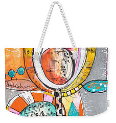 Circus Two Weekender Tote Bag