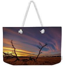 Cirrus Weekender Tote Bag
