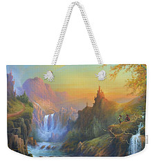 Citadel Of The Elves Weekender Tote Bag