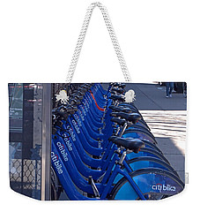Citibike Weekender Tote Bag