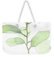 Citrus Sapling Weekender Tote Bag