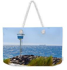 City Beach, Western Australia Weekender Tote Bag