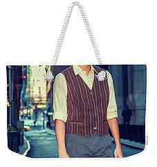 City Boy Weekender Tote Bag