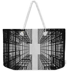 City Buildings Weekender Tote Bag