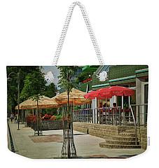 City Cafe Weekender Tote Bag
