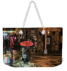 City Colors Weekender Tote Bag