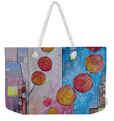 City Festival Weekender Tote Bag