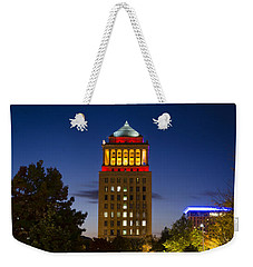 City Garden Weekender Tote Bag by Andrea Silies