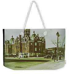City Hall, Stratford Weekender Tote Bag