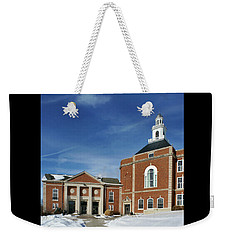 City High Weekender Tote Bag