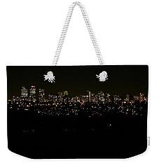 City Light Weekender Tote Bag