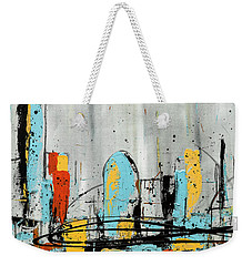 City Limits Weekender Tote Bag