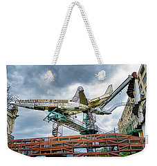 City Museum Outdoor Sculpture Weekender Tote Bag