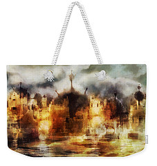 City Of Dreams Weekender Tote Bag