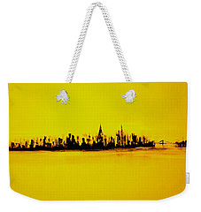 City Of Gold Weekender Tote Bag