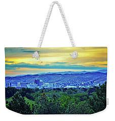 City Of Trees Weekender Tote Bag