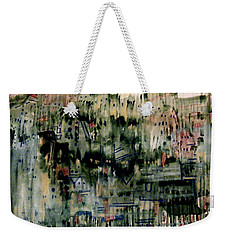 City On A Hill Weekender Tote Bag
