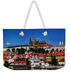 City On The River IIi Weekender Tote Bag