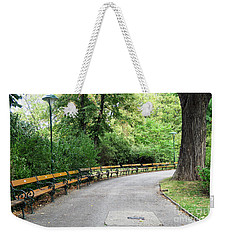 City Park, Vienna Weekender Tote Bag