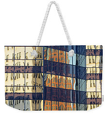 City Reflections 1 Weekender Tote Bag