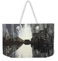 City Reflections Weekender Tote Bag