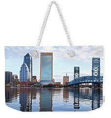 City Weekender Tote Bag by Robert Och