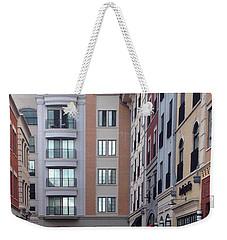 City Scene Weekender Tote Bag