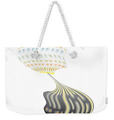 City Speech Bubble Weekender Tote Bag