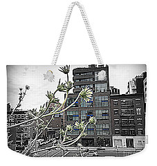 City Sway Weekender Tote Bag by Beth Saffer