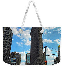 City Walk  Weekender Tote Bag