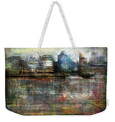 Cityscape #33. Silent Windows Weekender Tote Bag