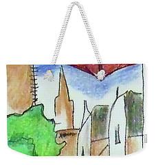 Cityscape 963 Weekender Tote Bag