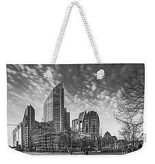 Cityscape The Hague-1 Weekender Tote Bag