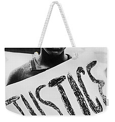 Weekender Tote Bag featuring the photograph Civil Rights, 1961 by Granger