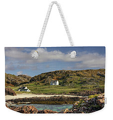 Clachtoll Beach Weekender Tote Bag