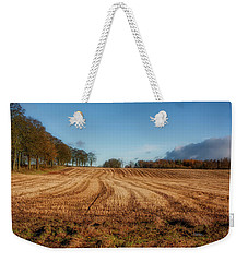 Weekender Tote Bag featuring the photograph Clackmannanshire Countryside by Jeremy Lavender Photography