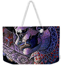Claiming Lost Souls  Weekender Tote Bag by Ian Gledhill