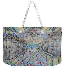 Claiming Of The Soul Weekender Tote Bag