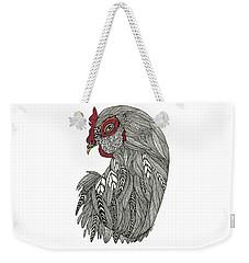 Claire  Weekender Tote Bag